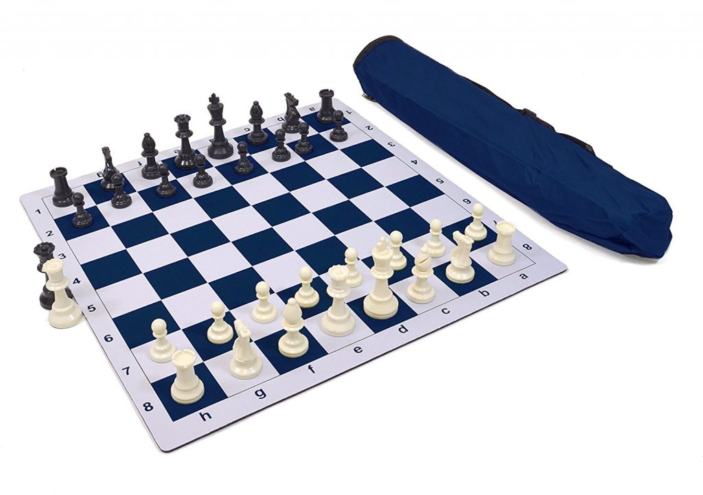 Mousepad chess mat