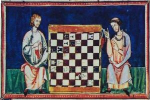 Early form of chess